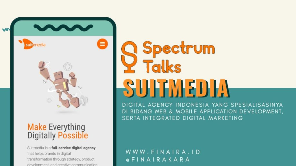 Suitmedia digital Agency di podcast